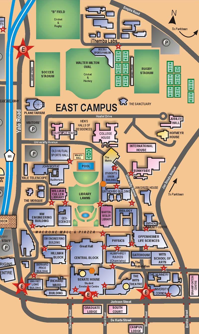 yale campus map Sivandearest
